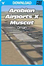 Arabian Airports X - Muscat, Oman