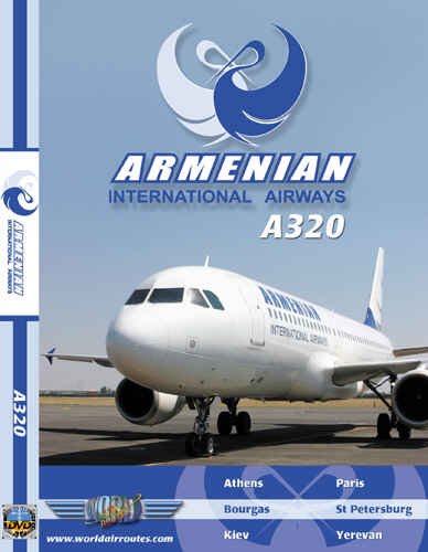 Just Planes DVD - Armenian