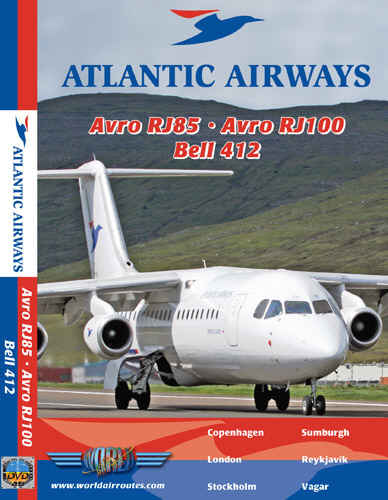 Just Planes DVD - Atlantic Airways