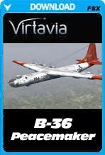 Convair B-36 Peacemaker (FSX/FS2004)