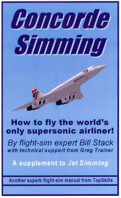 Concorde Simming