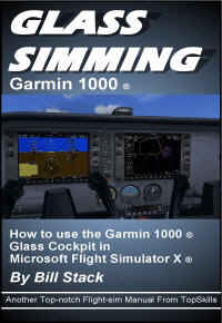 Glass Simming: Garmin 1000