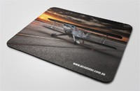 Mouse Pad - BiPlane Sunset