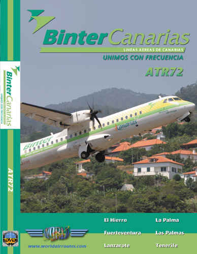 Just Planes DVD - Binter Canarias