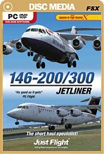 146-200/300 Jetliner (FSX)