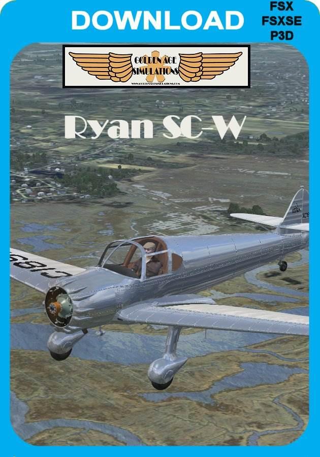GAS Ryan SC-W