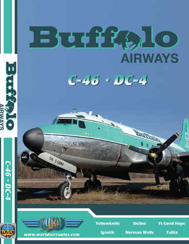 Just Planes DVD - Buffalo Airways