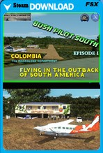 Bush Pilot - South Colombia 1 (FSX/FSX:SE)