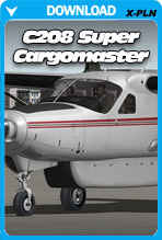Carenado C208B Super Cargomaster Expansion Pack v2 For X-Plane