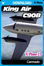 Carenado C90B King Air HD Series (X-Plane 11)