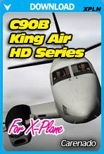 C90B King Air HD Series v3.2 for X-Plane 10.30+