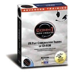COMM1 IFR Simulator
