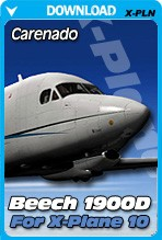 Carenado B1900D HD Series for X-Plane 10