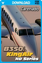 Carenado B350i HD Series (FSX/FSX:SE/P3D)