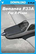 Carenado Bonanza F33A v3.2 for X-Plane 10.30+