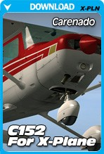 Carenado C152 II V3 for X-Plane 10.30+