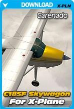 Carenado C185F Skywagon v3 for X-Plane 10.30+