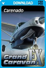 Carenado C208B Grand Caravan EX HD Series Version 2.0 (FSX+P3D)