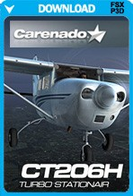 Carenado CT206H Turbo Stationair (FSX+P3D)