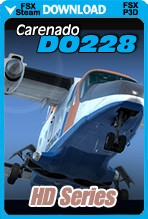 Carenado DO228 100 HD SERIES (FSX/FSX:SE/P3D)