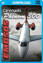 Carenado EMB505 Phenom 300 HD Series (FSX/FSX:SE/P3D)