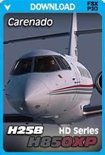 Carenado H25B H850XP HD Series (FSX+P3D)