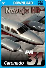 Carenado PA31 Navajo HD Series (FSX/FSX:SE/P3D)