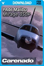 Carenado PA46 Malibu Mirage 350P HD Series (FSX/FSX:SE/P3D)
