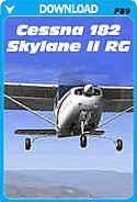 Carenado Cessna 182 Skylane II RG