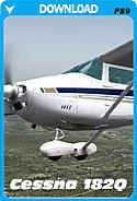 Carenado Cessna 182 Q Standard & Long Range Version