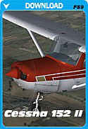 Carenado Cessna 152 II
