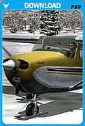 Carenado C172N SKYHAWK II SKI