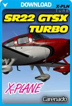 Carenado SR22 GTSX Turbo for X-Plane