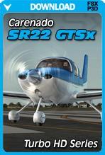 Carenado SR22 GTSX Turbo HD Series (FSX/FSX:SE/P3D)