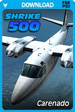 Carenado Shrike 500S HD Series (FSX+FSX:SE+P3D)