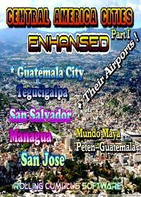 "Central American Cities ""Enhanced"""