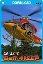 Cera Sim Bell 412EP (FSX/FSX:SE/P3D2+)