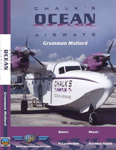 Just Planes DVD - Chalks Ocean Airways