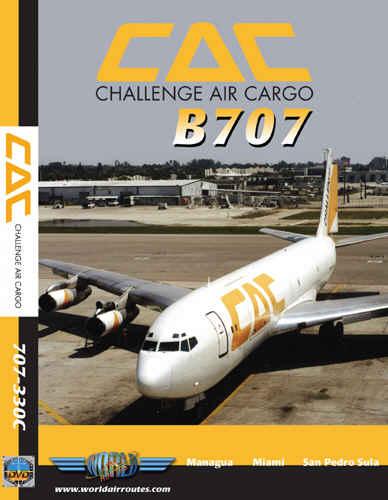 Just Planes DVD - Challenge Air Cargo