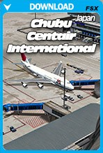 Chubu Centrair International (RJGG), Japan