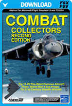 Combat Collectors Second Edition (FSX/FS2004)
