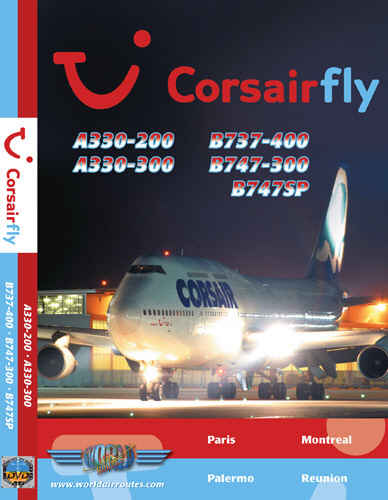 Just Planes DVD - CorsairFly