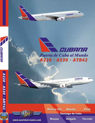 Just Planes DVD - Cubana