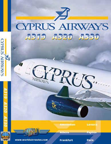 Just Planes DVD - Cyprus Airways