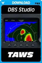 DBS Terrain Awareness and Warning System (FSX)