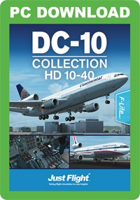 DC-10 Collection HD 10-40 (FSX/FSX:SE/P3D)