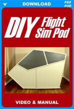 DIY Flight Sim Pod Video