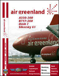 Just Planes DVD - Air Greenland