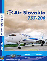 Just Planes DVD - Air Slovakia