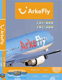 Just Planes DVD - ArkeFly Airlines
